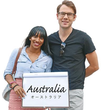 photo:Australia オーストラリア