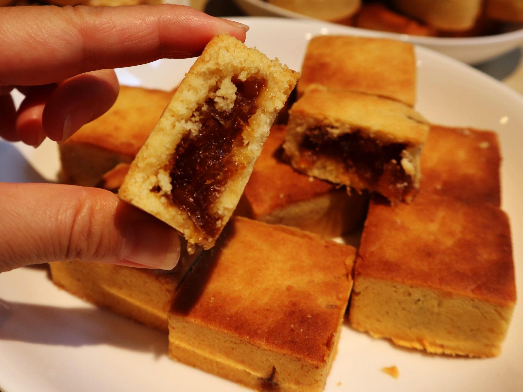 【レシピ】台湾土産の定番パイナップルケーキを家庭で作ってみました♪