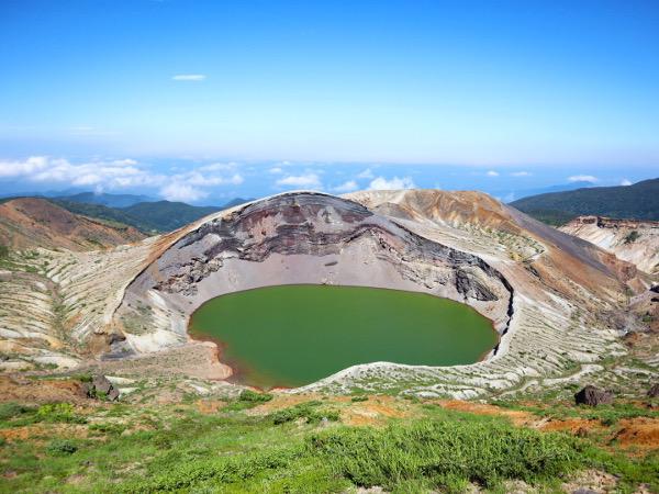 【登山】初心者でも行ける日本百名山「蔵王山」と絶景「お釜」