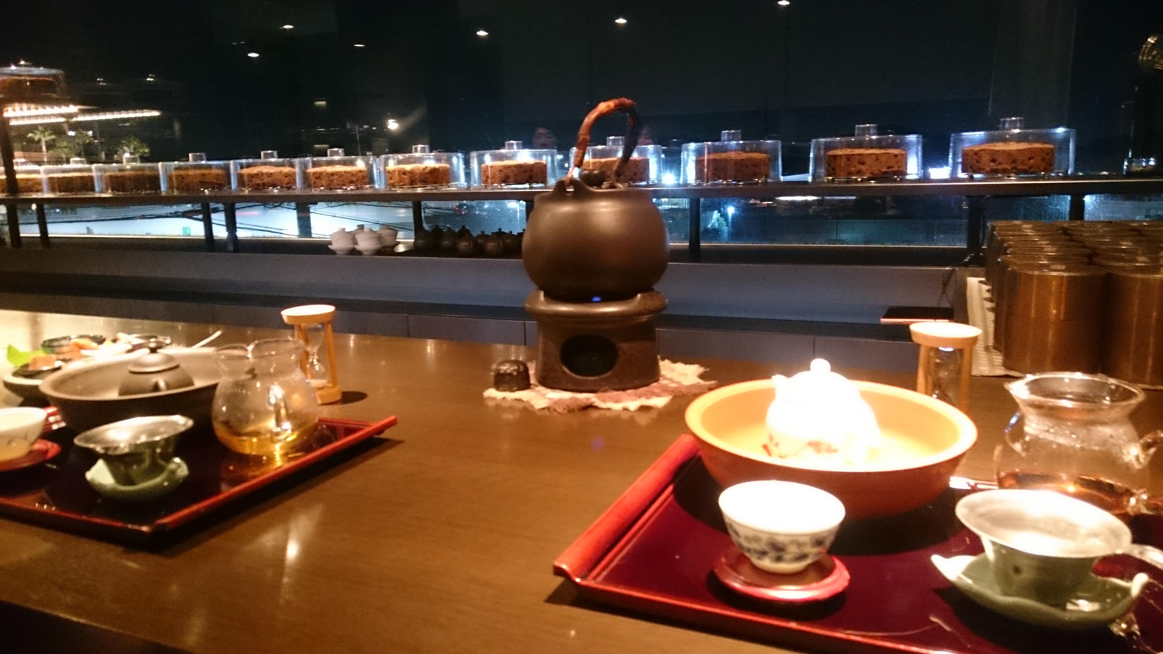 【中国茶専門店】ワンランク上の贅沢な時間を過ごす日