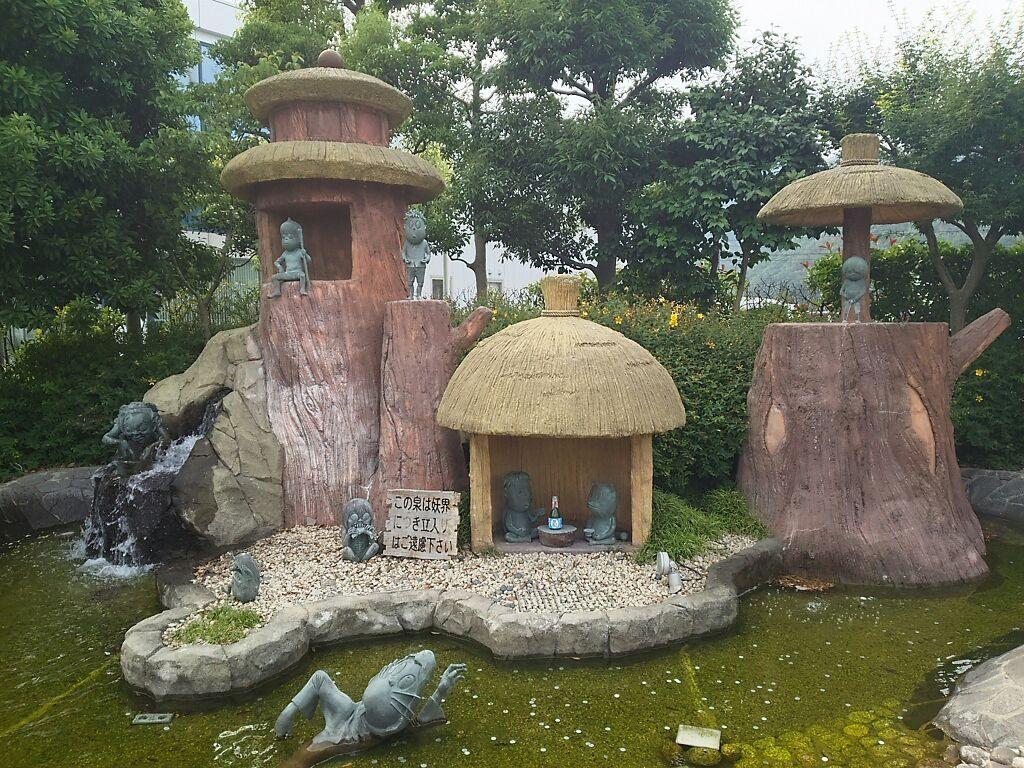 境港:妖怪に出会える「水木しげるロード」in鳥取県