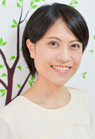 インストラクター:佐々野綾子さん