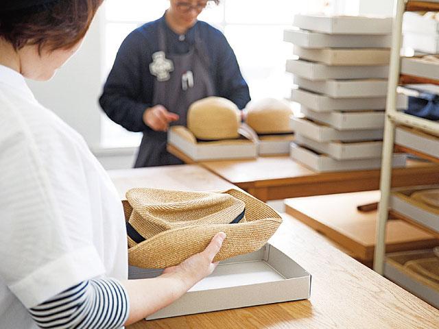 神戸発の帽子ブランド「mature ha.」(マチュアーハ)