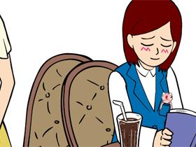 第73話 耐え子の日常「人のコーヒー使ってくる」