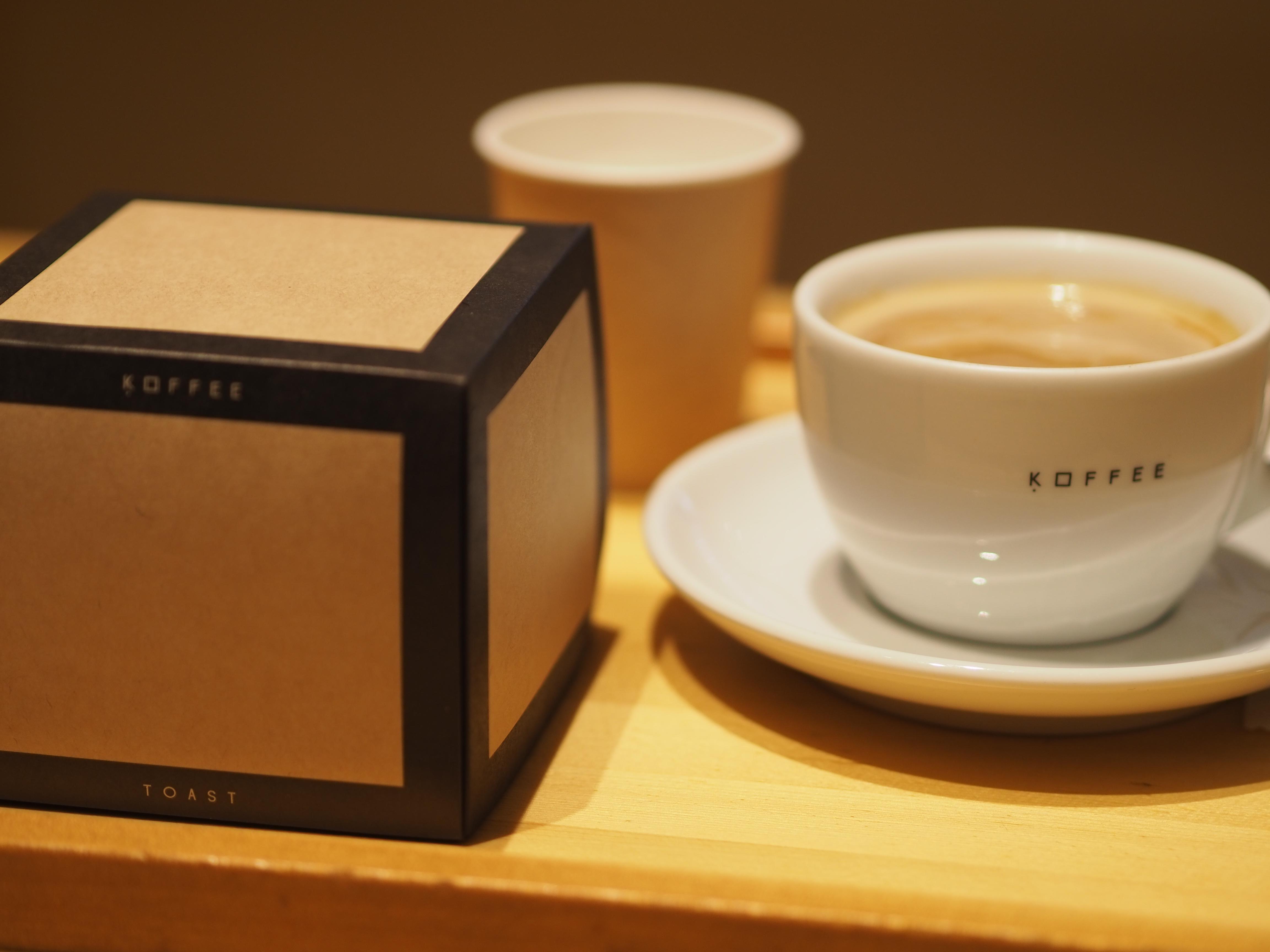 【こだわりのお店】実験室みたいなカフェTORANOMON KOFFEE