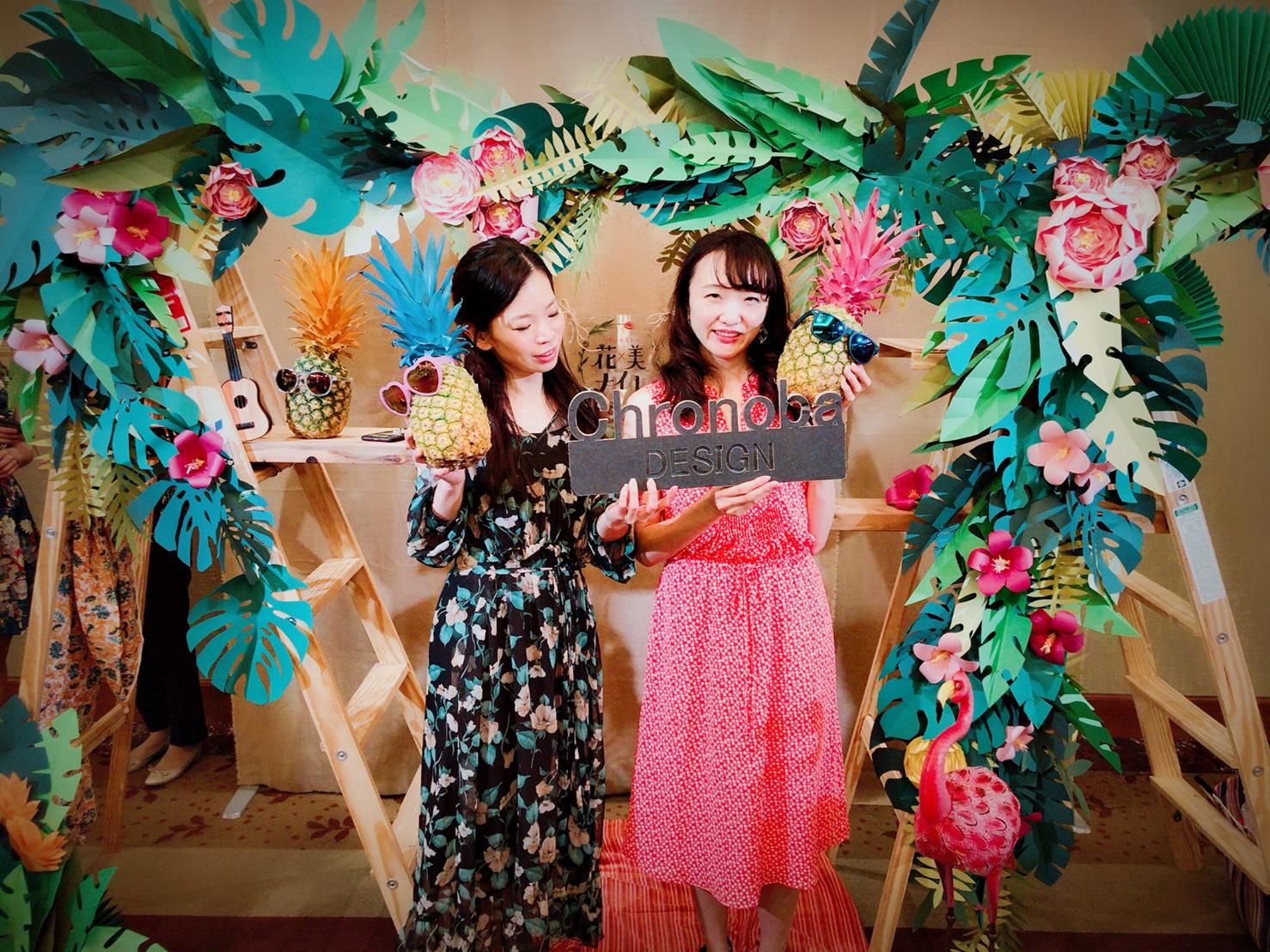 シティOL夏祭り2018 ワタシが変わる 花×美ナイト