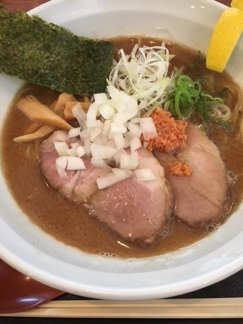 【ラーメン道その16】札幌鮭ラーメン麺匠 赤松@清田区