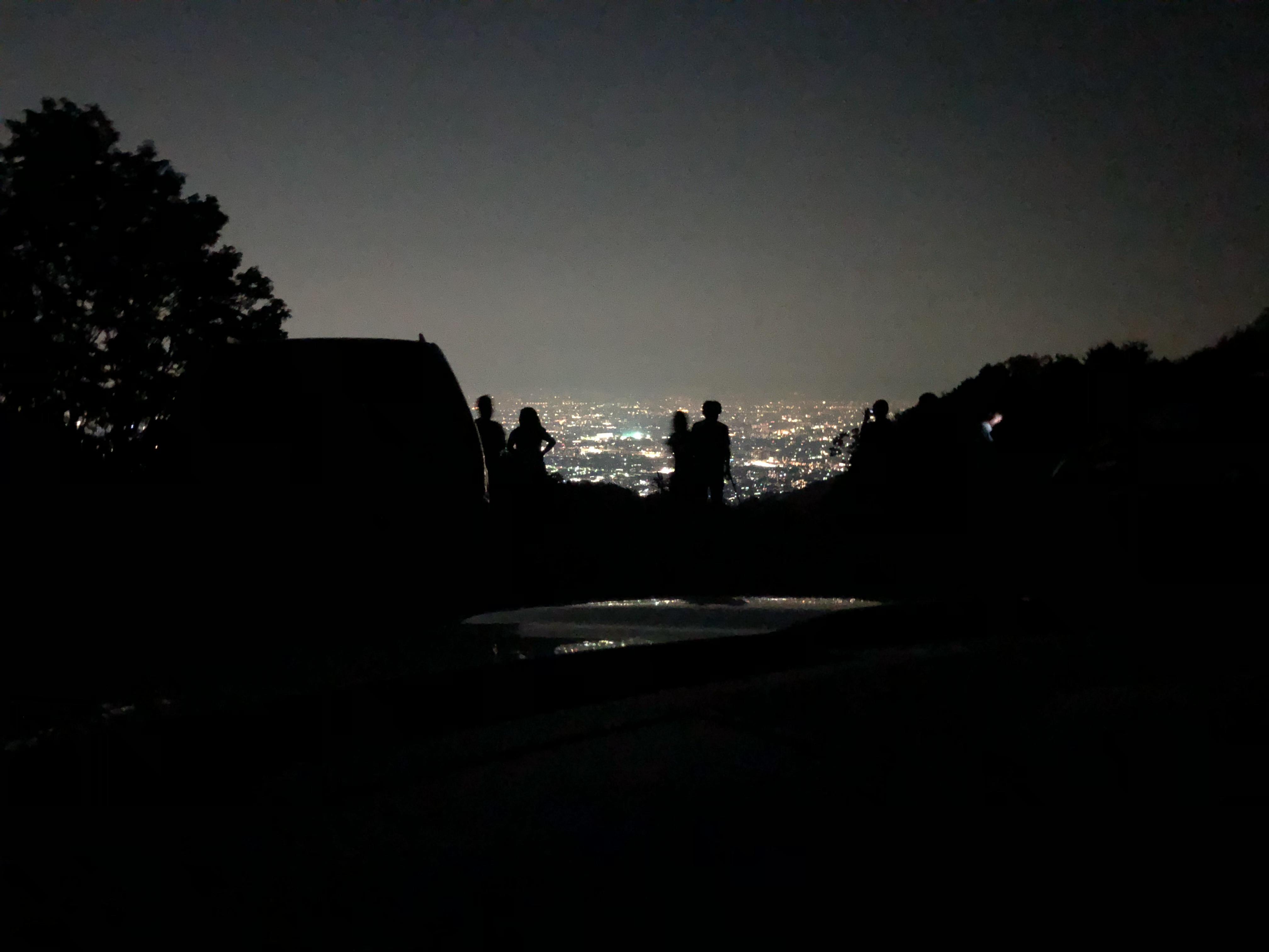 奈良観光③夜景も魅力的な信貴山で宿泊