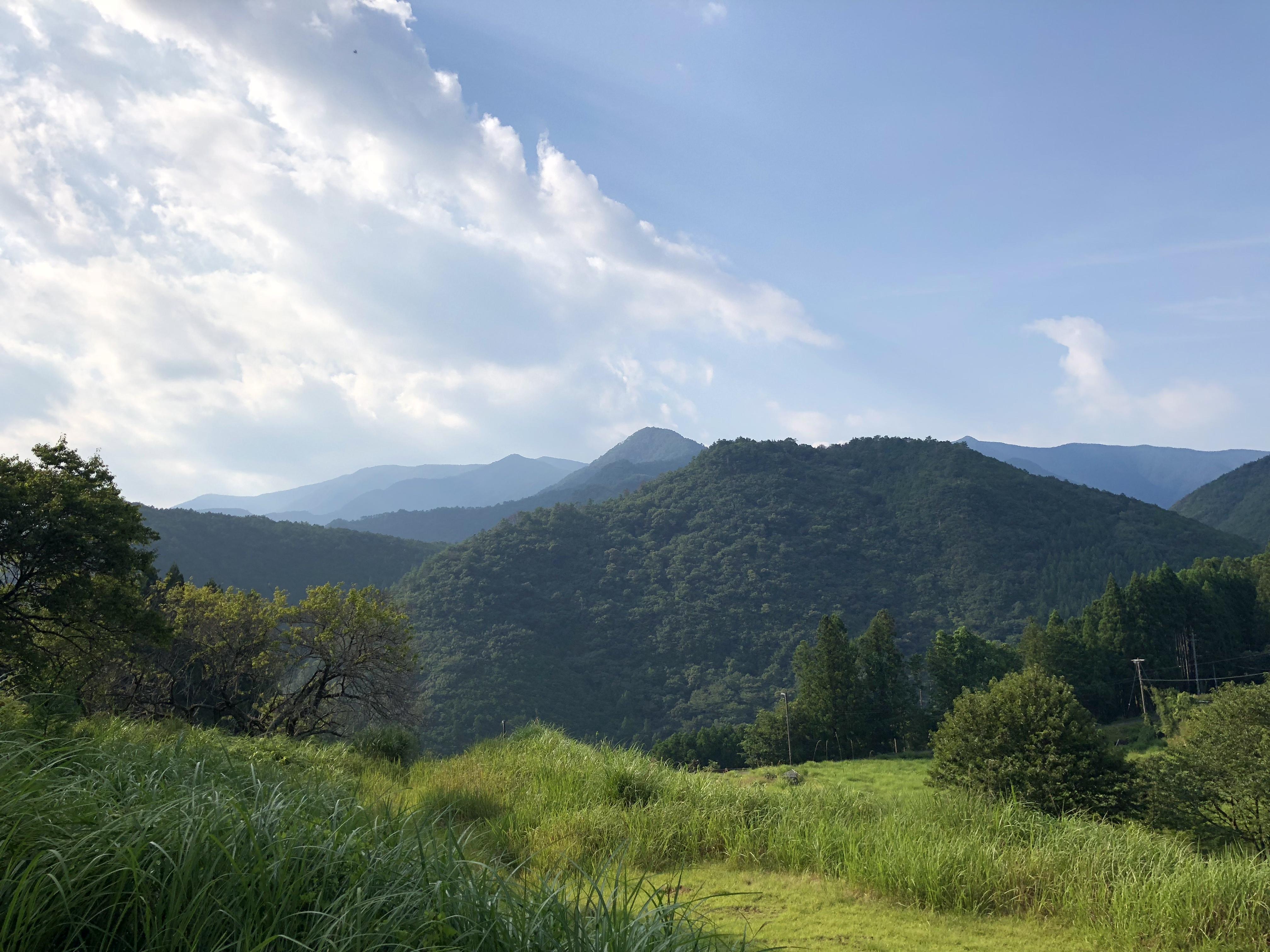 世界遺産『熊野古道』へ