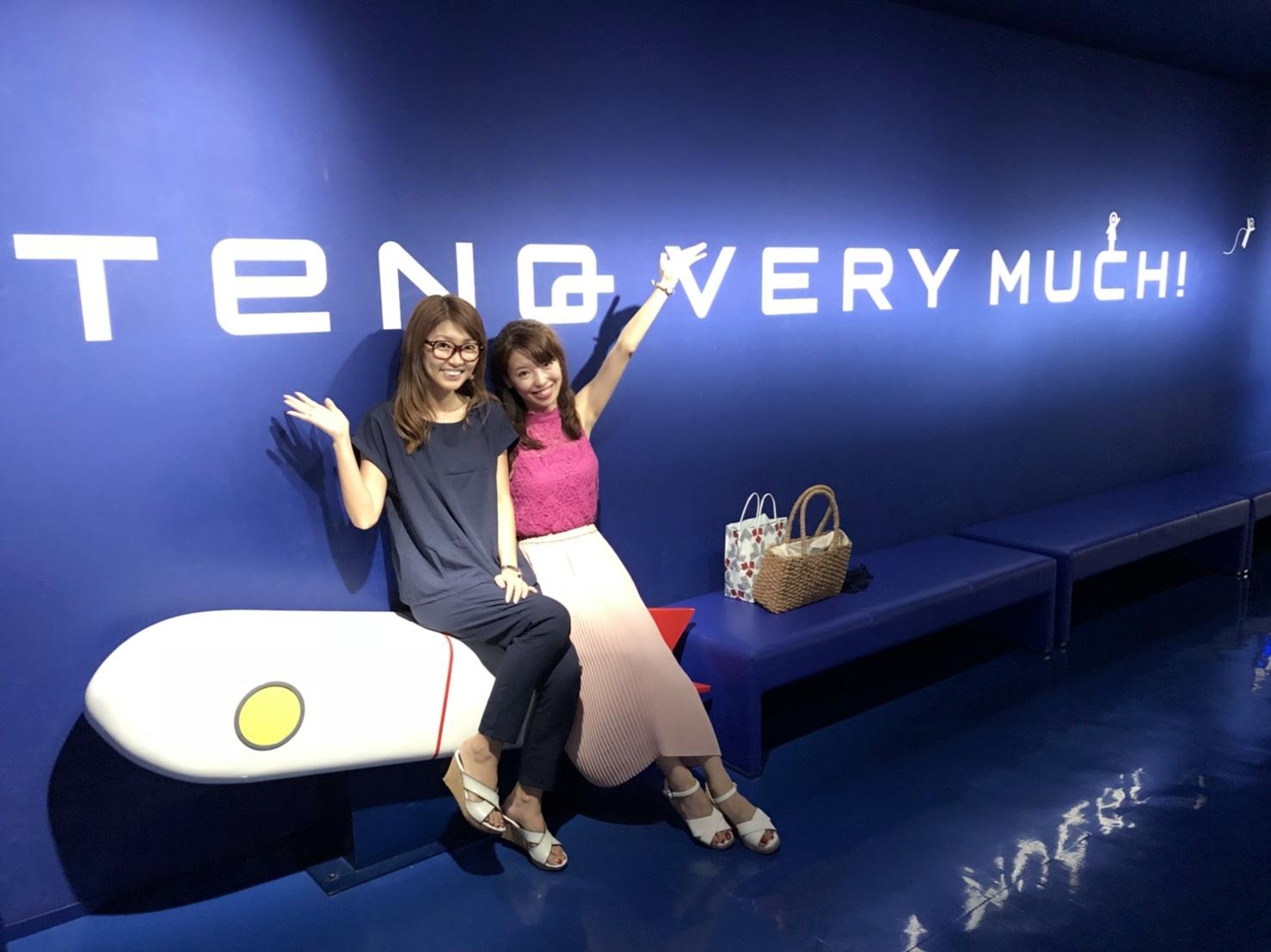 宇宙ミュージアムTeNQ(テンキュー)に行ってみた