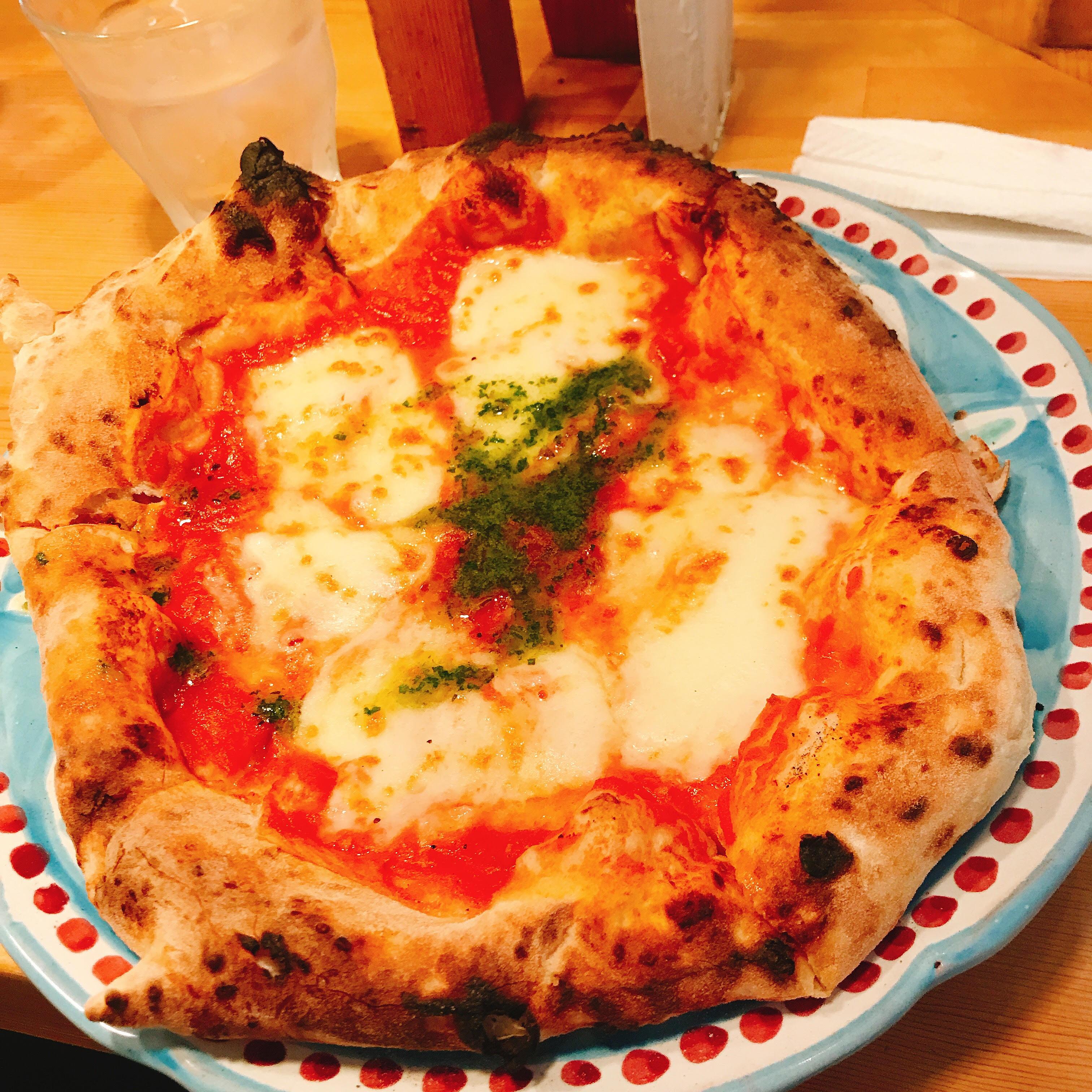 わたしのオススメ★ピザがおいしい!!