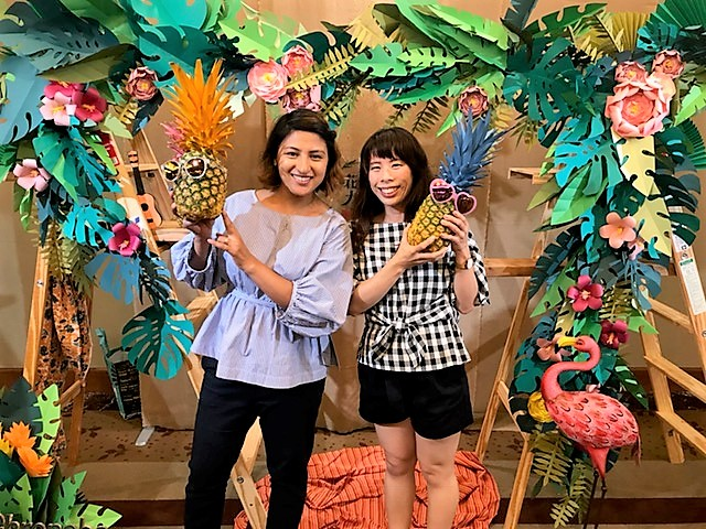 「シティOL夏祭り2018 花×美ナイト」参加してきました♪Part2