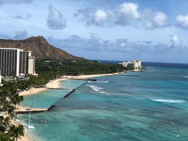 ハワイ旅行で肝心な『初日』から快適に楽しむ方法はこれ!