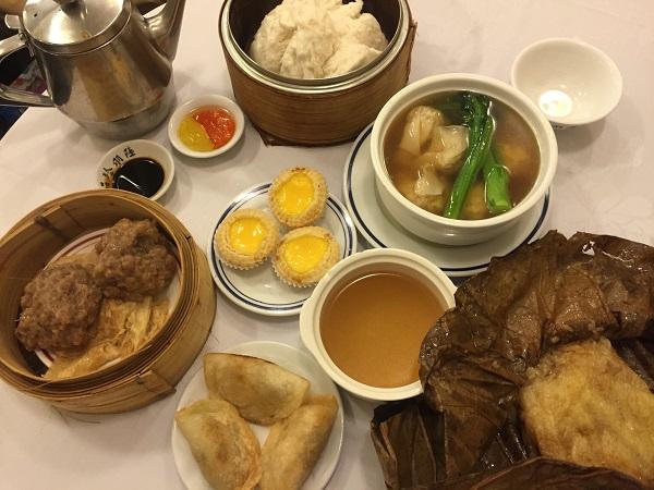 【香港旅行】香港を代表する飲茶店『陸羽茶室』でランチ