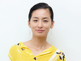 尾野真千子さんにインタビュー