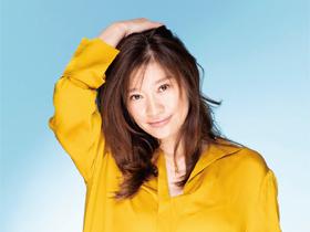篠原涼子さんにインタビュー