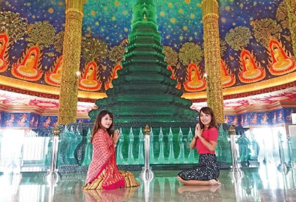 booth:タイ国政府観光庁 大阪事務所