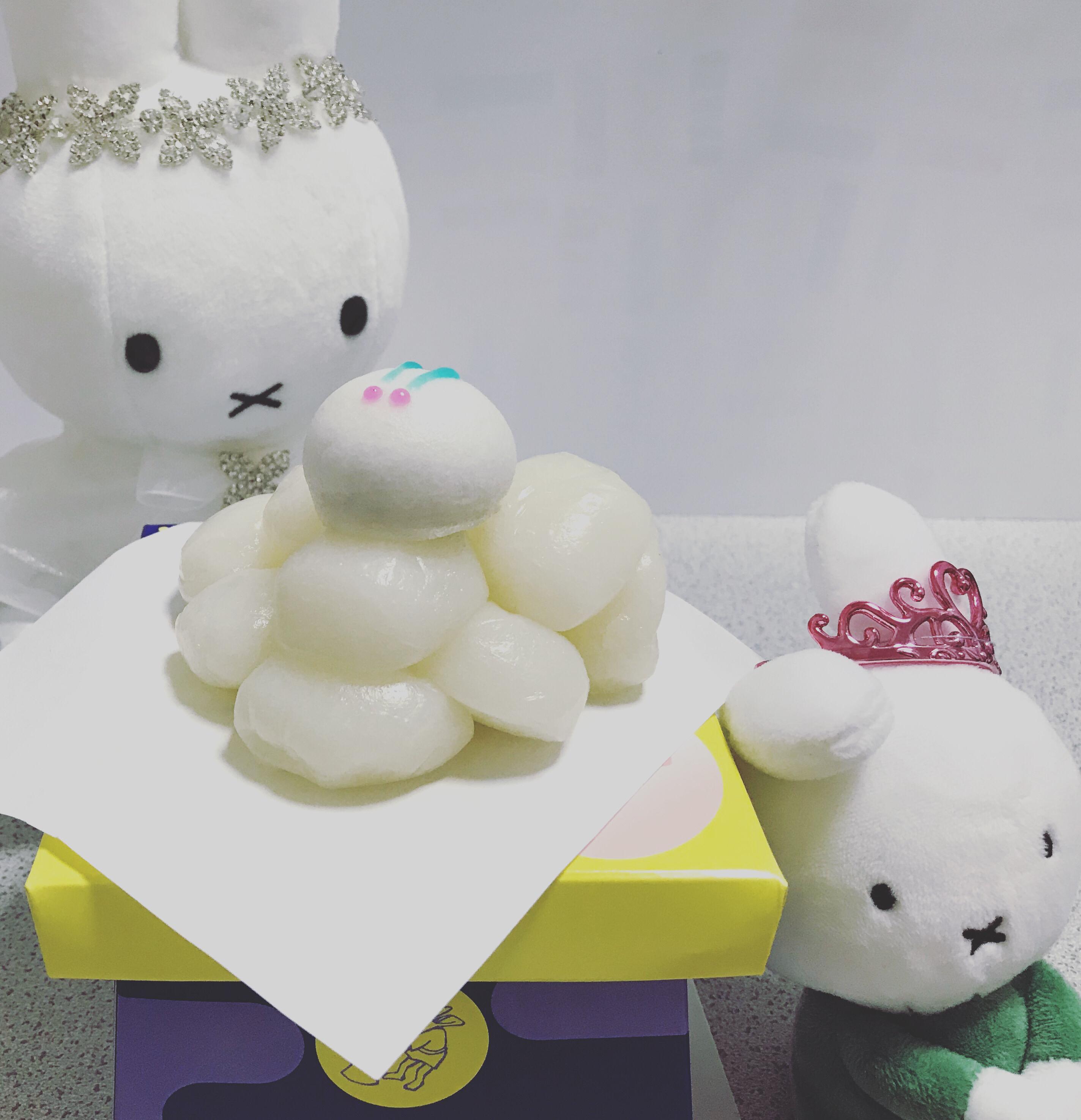 駒込【9月】中秋の名月*お月見だんご【和菓子屋 こうさぎ】