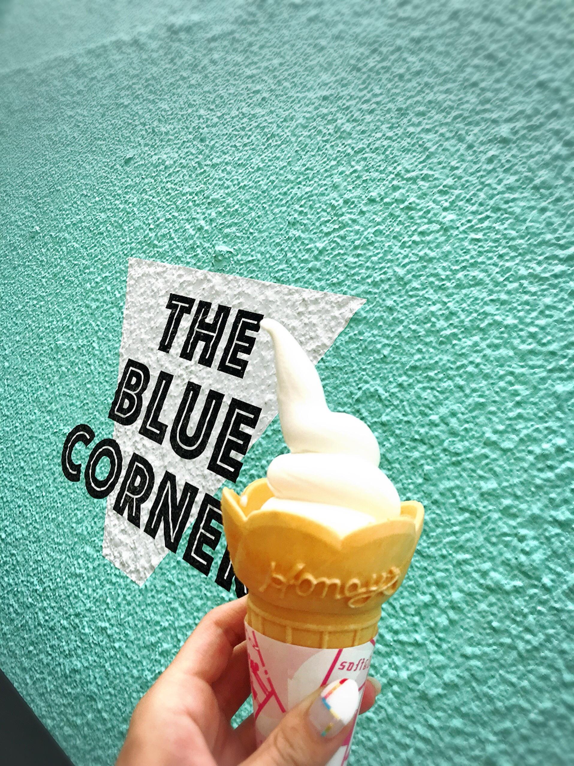 学芸大学駅からすぐ!北海道のミルクで作る濃厚ソフトクリーム店!