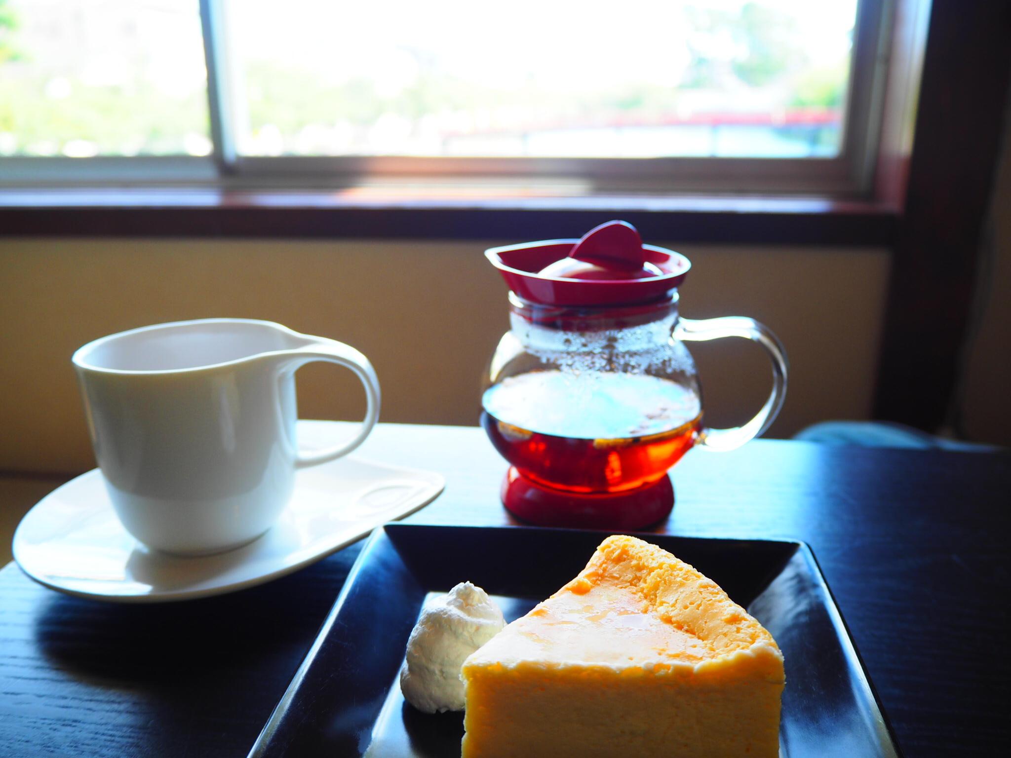 【プチトリップ】小田原城近く☆のんびり過ごせる絶景穴場カフェ「おほり」