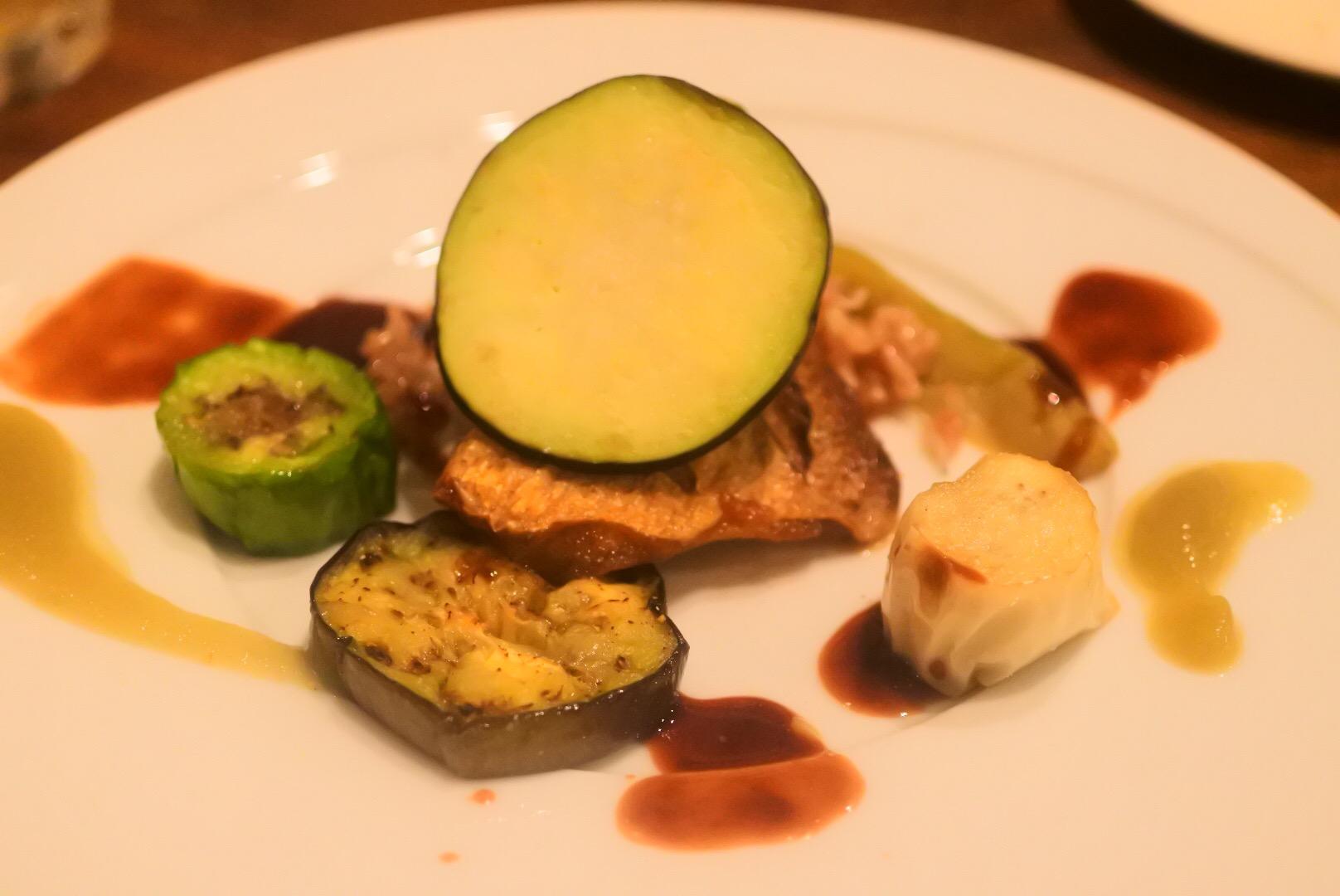 お料理はほとんど横浜やさい!レストラン「さいとう」でご褒美ディナー♪