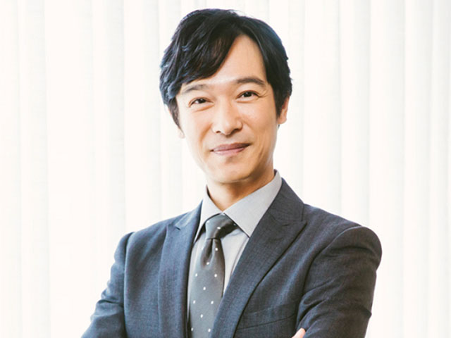 INTERVIEW 俳優 堺 雅人さん