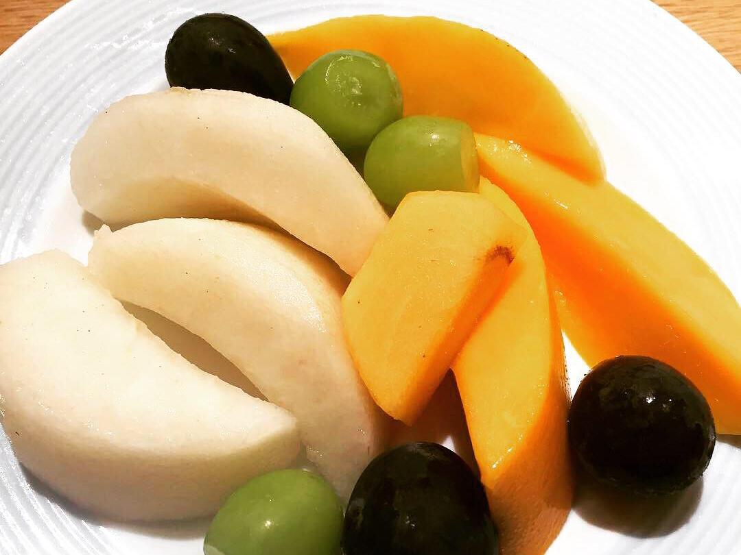 果実園リーベルのフルーツ・アイス食べ放題に挑戦!