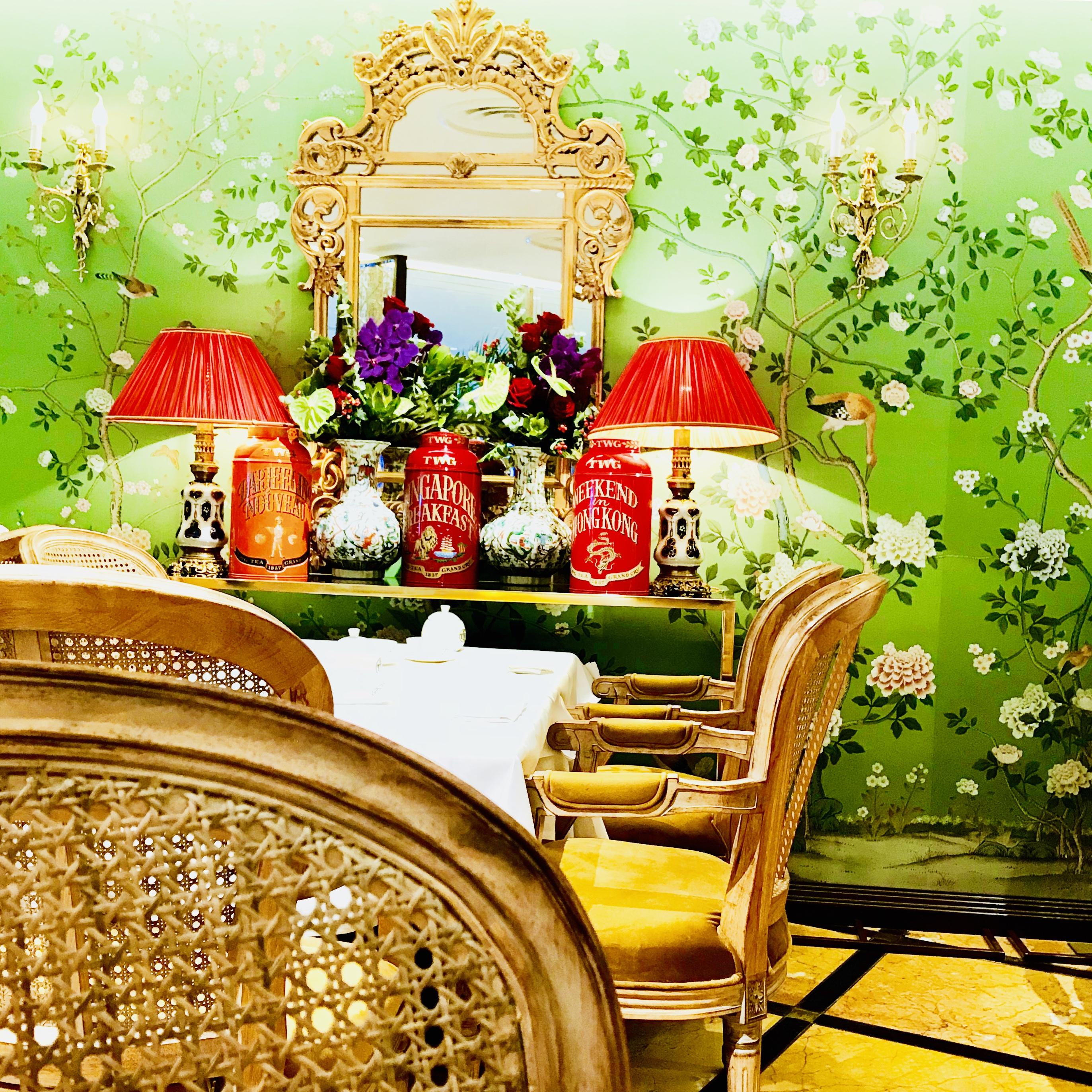 シンガポール女子旅日記⑤シンガポールの美味しいお茶事情♡