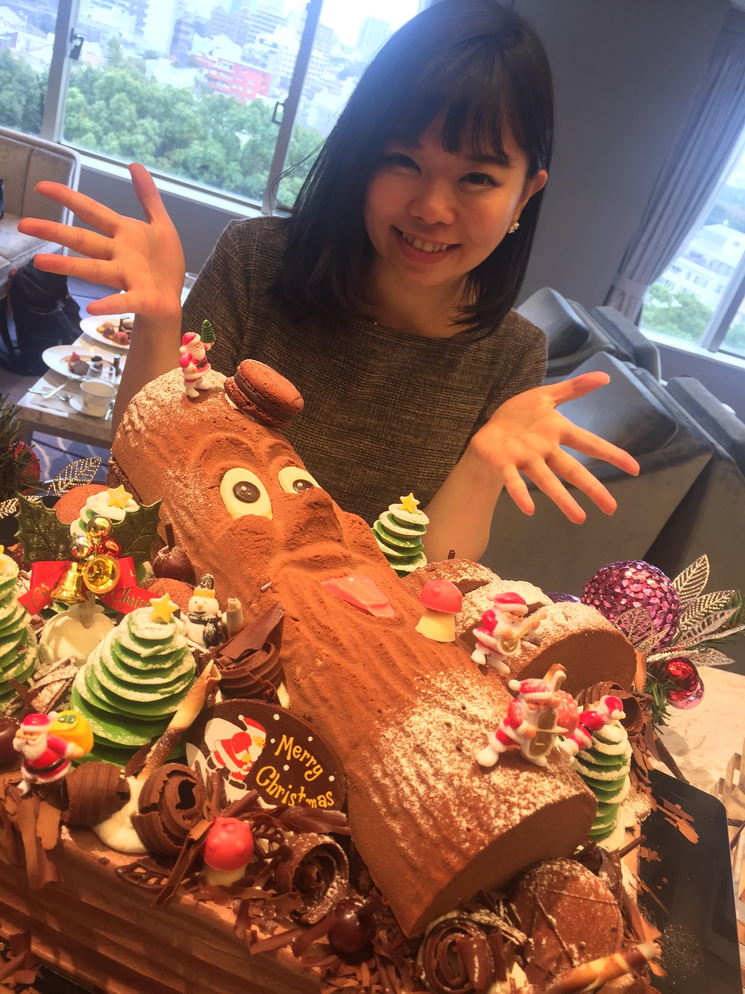ウェスティンホテル東京クリスマスメニュー!