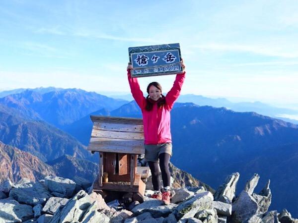 【登山】1泊2日『槍ヶ岳』。アクセス、ルート、絶景スポットを紹介②