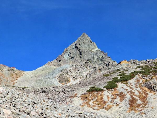 【登山】1泊2日『槍ヶ岳』。アクセス、ルート、絶景スポットを紹介①
