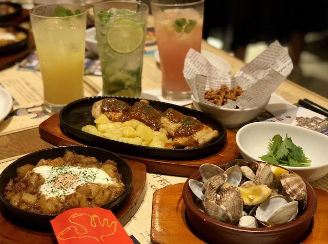 【期間限定】日本で本格的なマカオ料理が味わえるお店♡