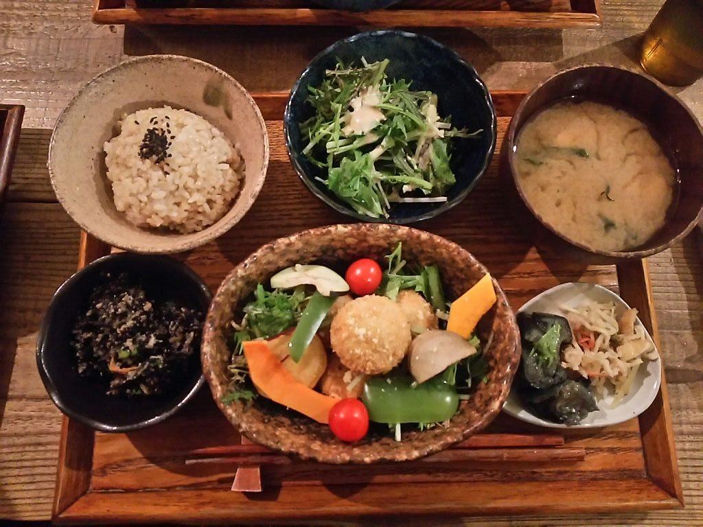 健康的な食事ができる♪農園が直営!ハンモックのあるカフェ in 心斎橋