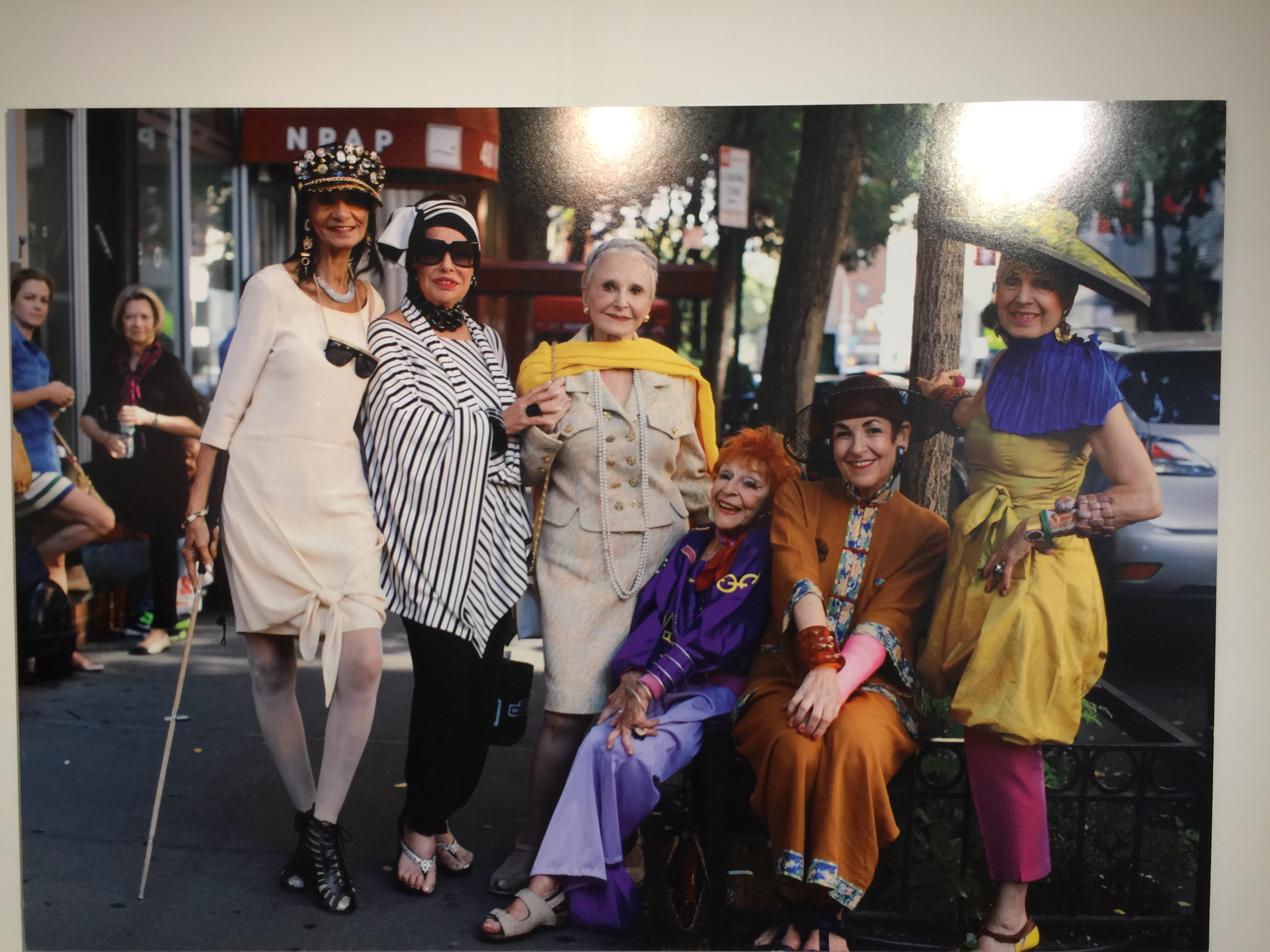 *世界中で大人気Advanced Styleの展示会が大阪で!