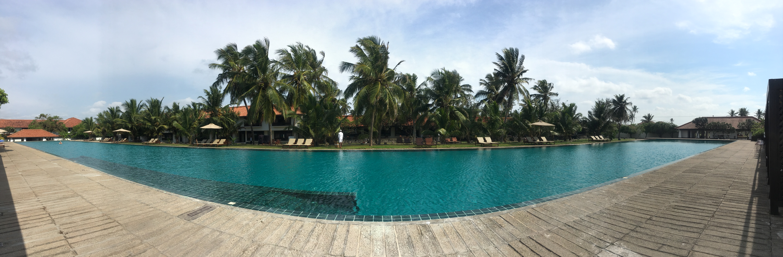 【スリランカ旅行①】ホテル篇~バワ建築 Jetwing Lagoon(ジェットウィングラグーン)