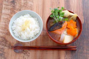Vol.14石狩鍋風スープ&白だし生姜ごはん