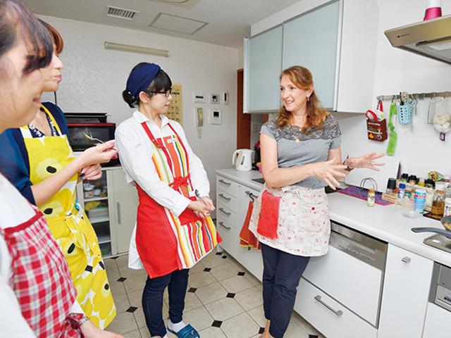 ほかにも発見! 外国人、Web動画で学ぶ料理教室