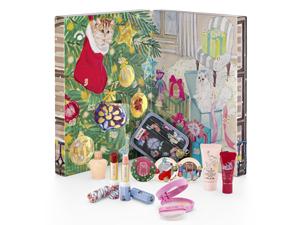 【クリスマスコフレ&限定品】ポール & ジョー ボーテ「メイクアップ コレクション 2018」