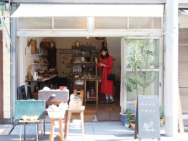 働く女性の新・癒しスポット この秋、かわいい、おいしいを見つけに上野へ