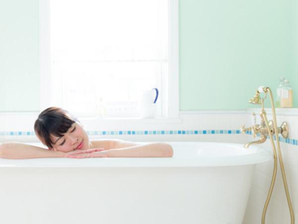お風呂タイムは、どれくらい? 毎日湯船に入っている人は●%!