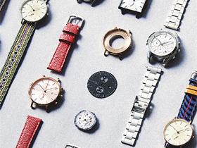 1万2000以上のカスタマイズが可能 コーディネートできる時計はいかが
