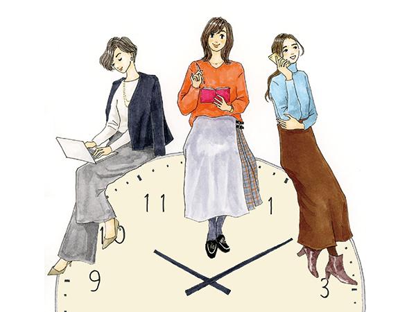 """働く女の会議室~""""効率化社会""""の働き方の巻 残業規制の公的制度で気になるOLの本音は? 働く時間と生産性ハッピーな関係"""