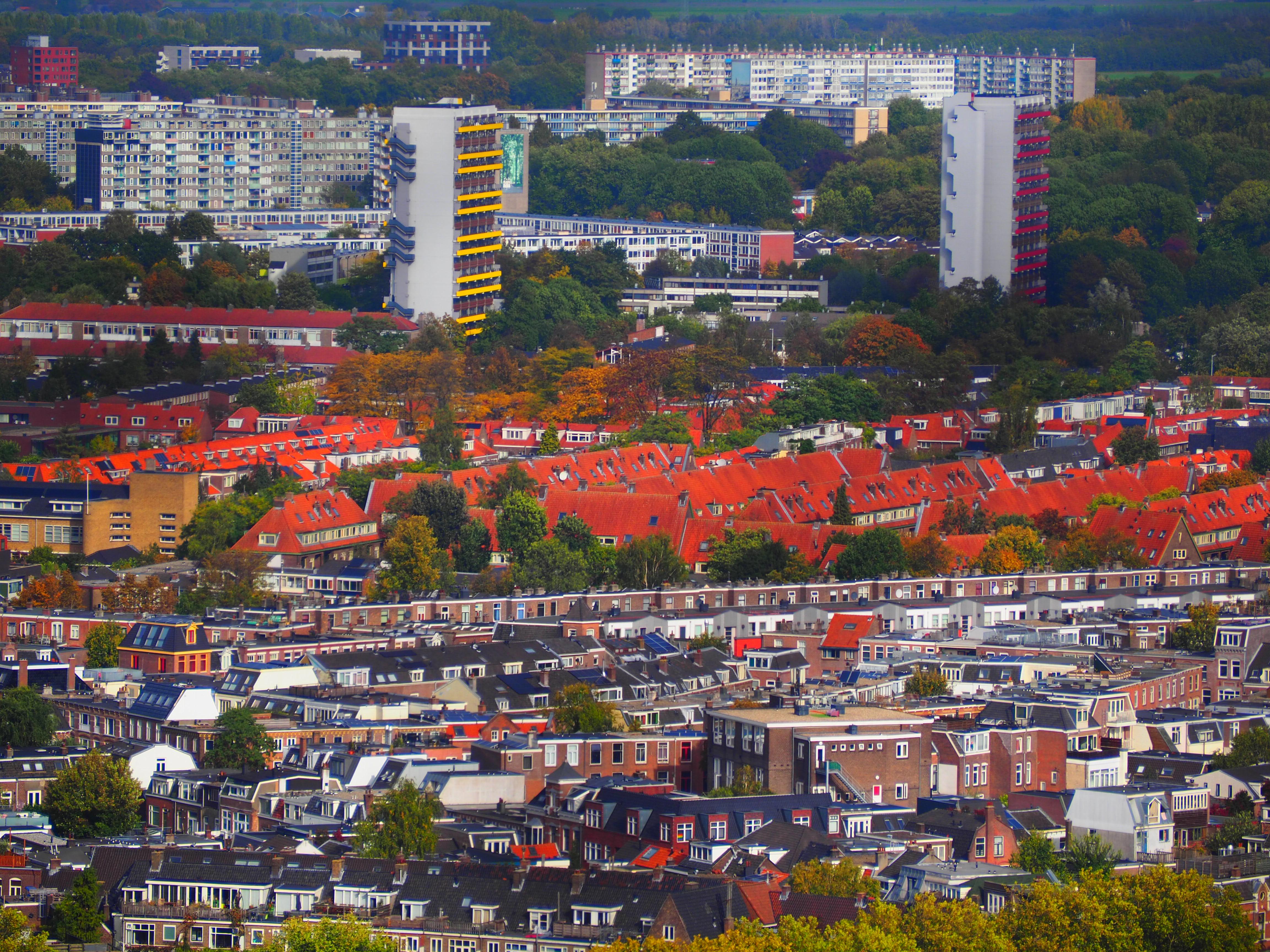 【オランダ女子旅】465段だけどマストゴー!オランダで一番高い教会の塔