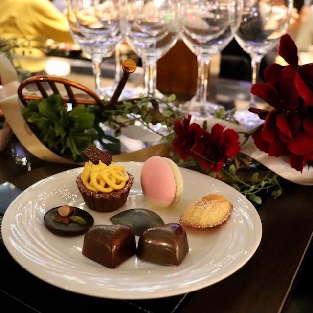 可愛いも美味しいも楽しみたい♡そんな方におすすめのクリスマスビュッフェ