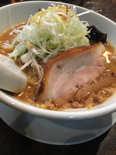 【ラーメン道その18】麺屋 雪風 すすきの本店