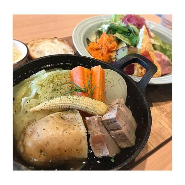 野菜たっぷり!!必見タニタランチ(^^)