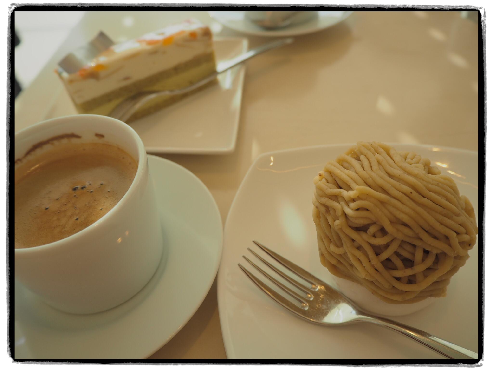 \鎌倉山♪/モンブランが美味しい一軒家カフェ【鎌倉トリップ②】