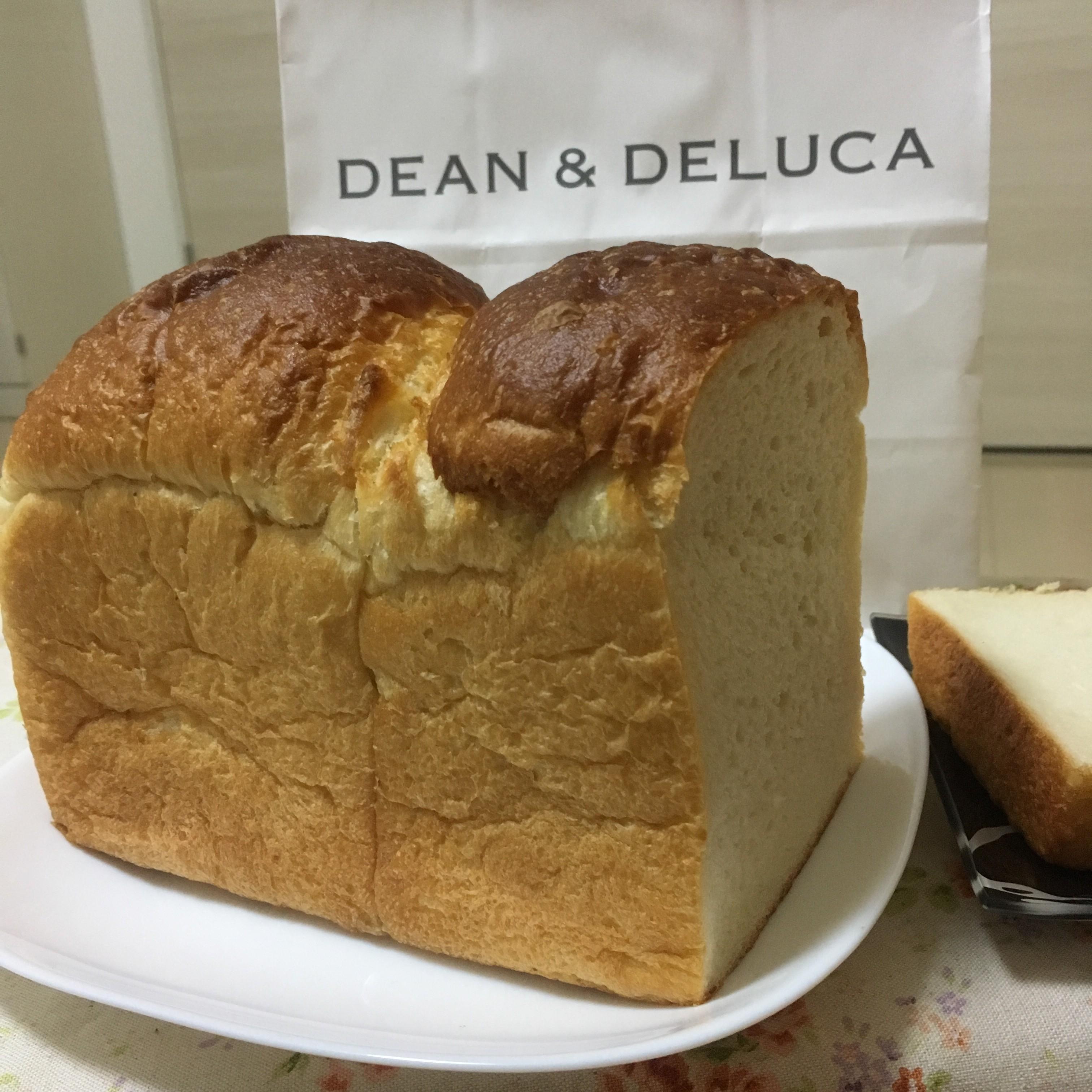 リピート食パン『DEAN&DELUCA酒粕ブレッド』風味豊かもっちり系
