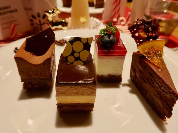 チョコレート専門店「バニラビーンズ」のクリスマスケーキで、みんな笑顔に!