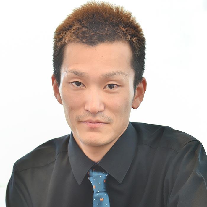 西山貴浩選手